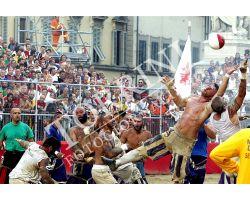 Calcio Storico Fiorentino colore