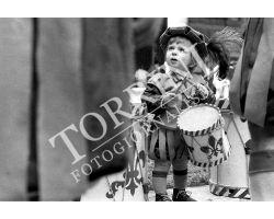 tamburino del Calcio Storico Fiorentino