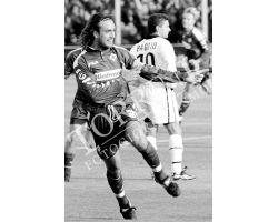 Calcio   Batistuta Baggio