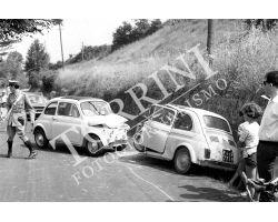 Tizzano auto FIAT 500