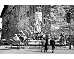 406 Piazza Signoria statua del Nettuno