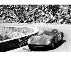 Corsa auto   Coppa della Consuma Ferrari