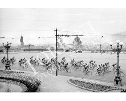 447  Corsa ciclistica  Piazzale Michelangelo