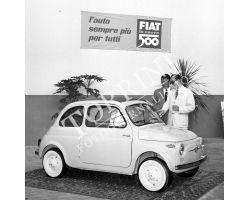450 Presentazione nuova auto  500 FIAT