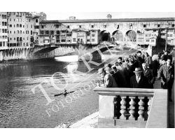 451 Canottieri in Arno al Ponte Vecchio