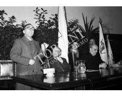 1955 0237 La Pira Adone Zoli Fanfani DC