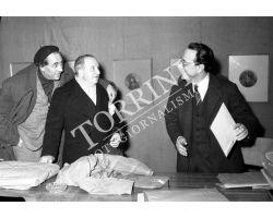 1955 0316 Ottone Rosai Aldo Palazzeschi Primo Conti