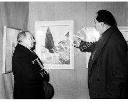 1955 0317 Aldo Palazzeschi Ottone Rosai pers