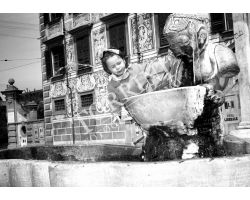 1953 0059 fontana a Pisa