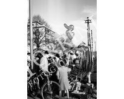 1955 0437 palloncini ai giardini di Bellariva