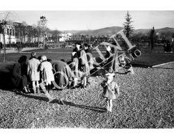 1955 0440 giardini di Bellariva bambini