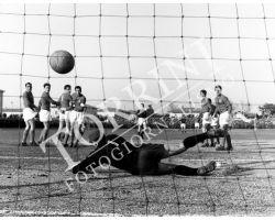 1955 0654 Fiorentina Triestina 54 55 campo neutro di Pisa