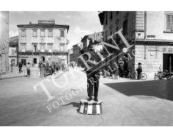 Foto storiche  Fucecchio vigile urbano