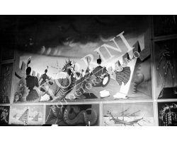 1953 0600 Maggio Musicale Fiorentino scenografia  Medea