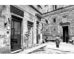 1953 0678 Firenze  poste in via della vigna nuova