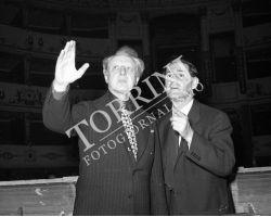 1953 0638 maestri Tokoski e Gian Carlo Menotti