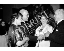 1953 0644 Bechi  foyer teatro Comunale  Maggio Fiorentino