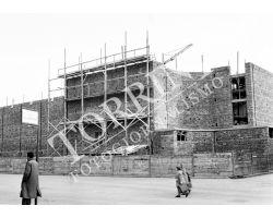 costruzione chiesa isolotto
