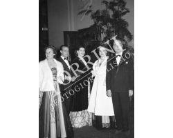 1953 0662 Foyer del teatro Comunale  Maggio Fiorentino