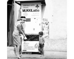 1967 05403 distributore di Mukki latte