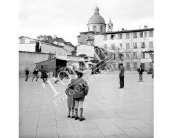 Piazza del Carmine tiro a segno san frediano