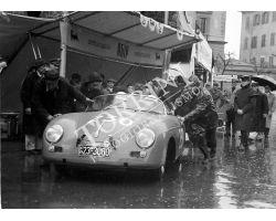 1956 L077 15 Mille Miglia auto 230 Porsche
