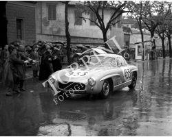 1956 03794  auto Mille Miglia auto Mercedes Bongiasca