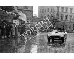 1956 L077 07 Mille Miglia auto Ferrari 600 Fangio