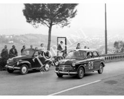 1959 07088 Mille Miglia auto FIAT 1100 Topolino