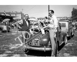 1953 1012  Giro d\' Italia ciclismo auto