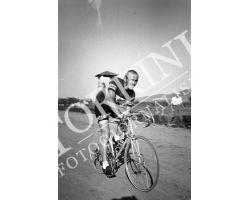 1953 1016  Giro d\' Italia ciclismo Fiorenzo Magni a Montecatini