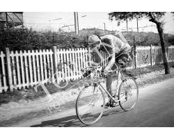 1953 1030 Giro d\' Italia Grosseto Abetone ciclista disabile ciclismo