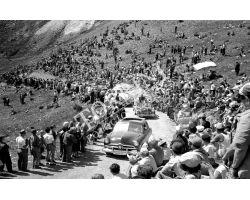 1953 2363 tour de France su Izoard ciclismo