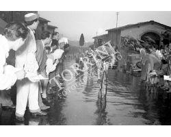 1953 1656 corsa ciclistica campionato toscano ciclismo
