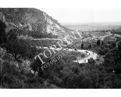 1953 1727 27° Giro della Toscana vinto da Bartali campagna  ciclismo
