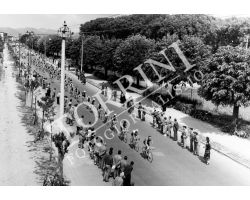 1955 2913 giro d\'Italia tappa Viareggio Perugia ciclismo