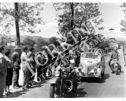 1955 2916 Gano al giro d\'Italia tappa Viareggio Perugia ciclismo