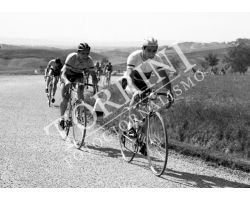 1955 05545 giro della Toscana dilettanti ciclismo