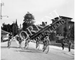 1955 05551 giro della Toscana dilettanti ciclismo Casentino