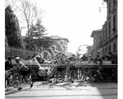 1958 02505 giro della Toscana corsa  ciclismo