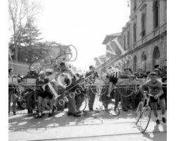 1958 02507 giro della Toscana corsa ciclismo