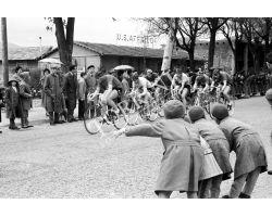1958 L112 Firenze Circuito Campo di Marte Ciclismo bambini
