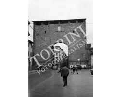 1958 05480 foto storiche Firenze porta San Frediano via pisana