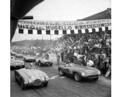 1955 3253 Circuito del Mugello auto ferrari