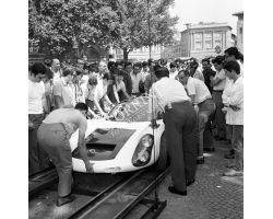 1968 08007 punzonatura per il Mugello automobilismo