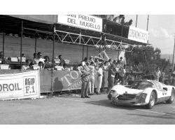 1968 08110 Gran Premio del Mugello gara automobilismo