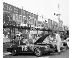1968 08118 Gran Premio Circuito del Mugello  Porsche