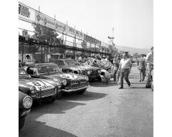 1968 08119 Gran Premio Circuito del Mugello a Scarperia automobilismo