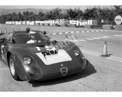1968 08123 Circuito del Mugello a Scarperia  Alfa Romeo 33