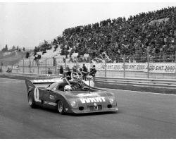 1975 04570 prova mondiale Marche  Autodromo Mugello